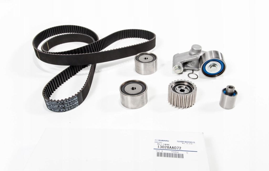 Zestaw rozrządu DOHC Subaru Forester 2.0X 05-12 OEM SZROEMDOHC02
