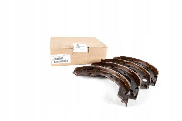 Szczęki hamulca ręcznego Subaru Forester 08-12 OEM 26694FG010