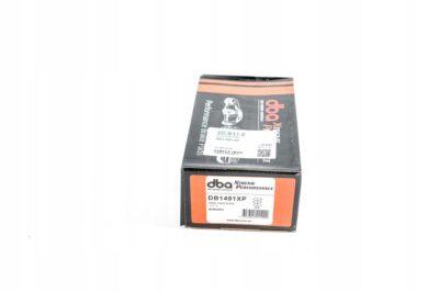 Klocki hamulcowe przednie DBA XP BRZ 12- OEM DB1491XP