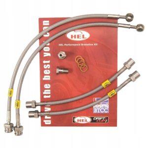 Przewody hamulcowe HEL Impreza WRX STI 08-15 OEM SUB-4-015