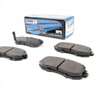 Klocki przód HPS Honda Civic CRX 1.6 VTec 90-92 OEM HB242F.661