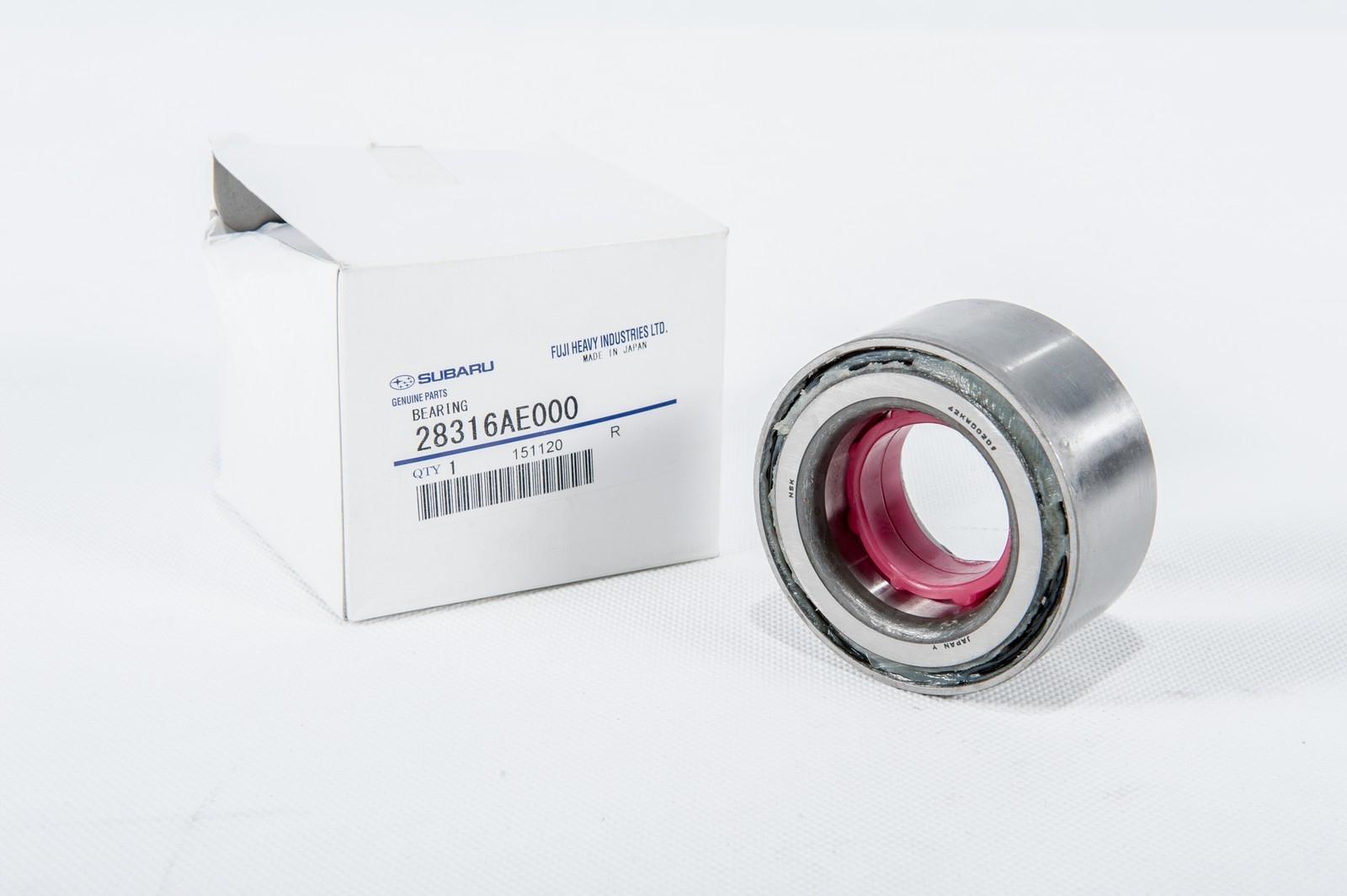 Łożysko koła przedniego Impreza GT/WRX/STI OEM 28316AE000