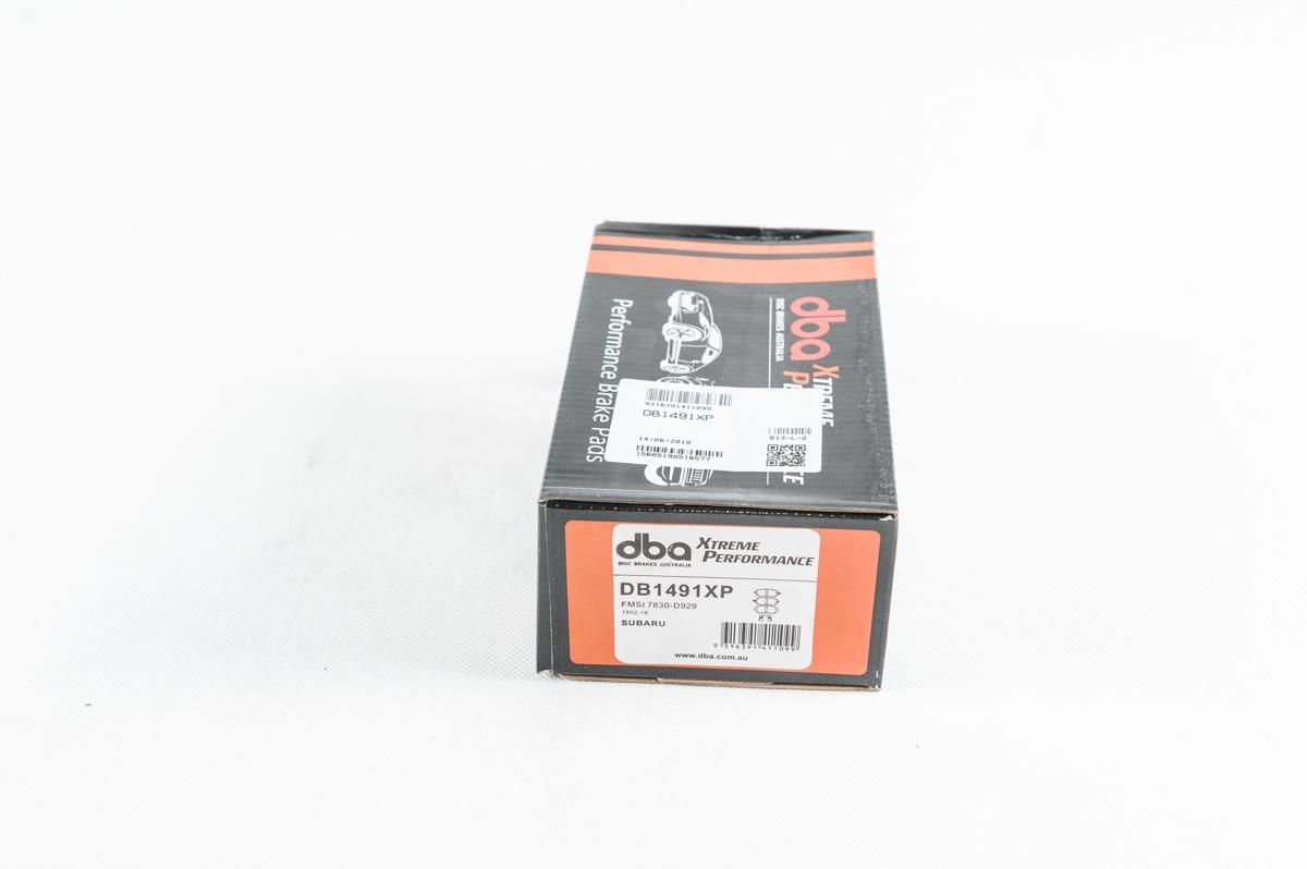 Klocki hamulcowe przednie DBA Impreza 03-14 n/a OEM DB1491XP