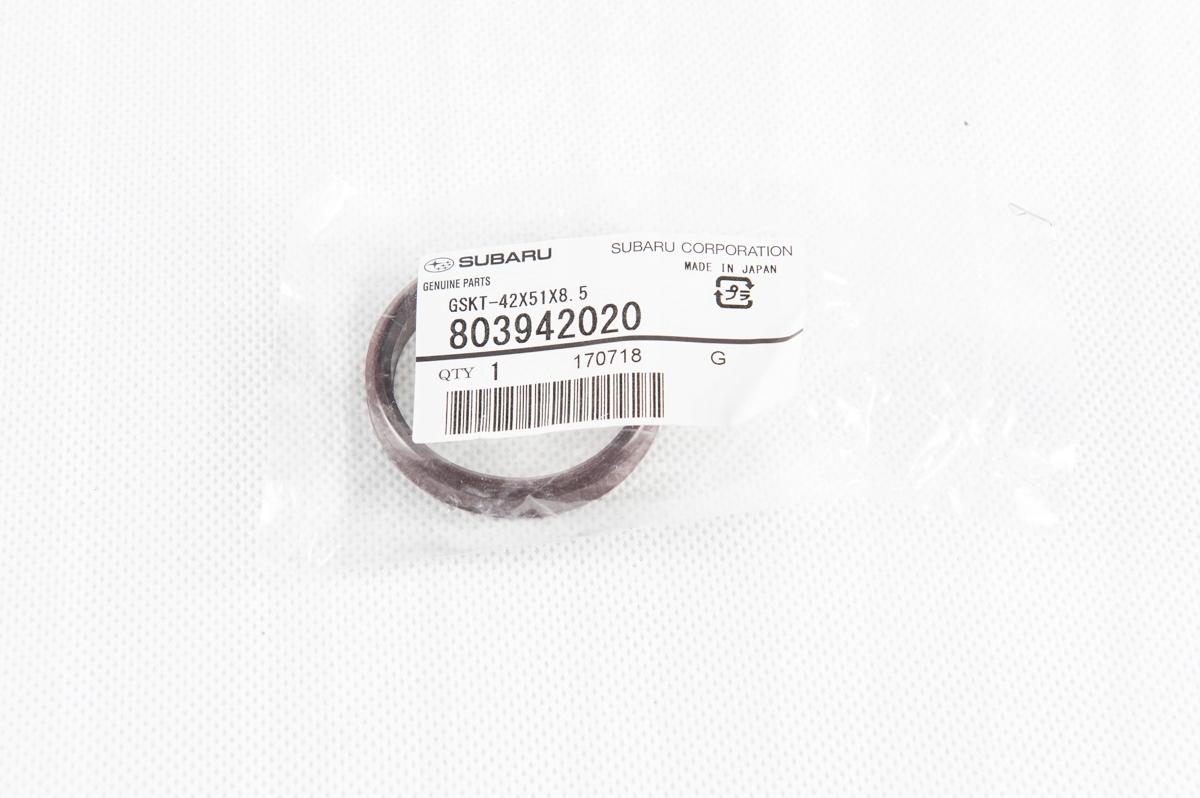 Uszczelka korka wlewu oleju Subaru OEM Forester OEM 803942020