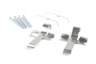 Zestaw montażowy klocków przód zacisk 4tł GT/WRX OEM 109-1752