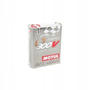 Olej silnikowy Motul 300V 15W50 2L OEM 300V15W50 2L