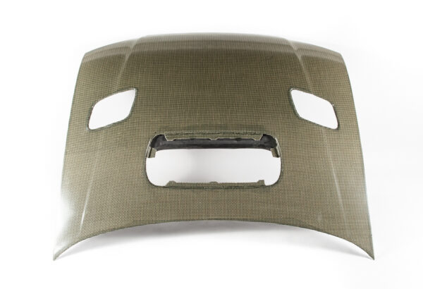 Maska Kevlarowa Subaru Impreza GT 1997-2000 OEM KEVALRGC8
