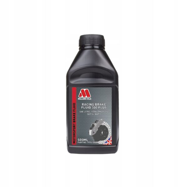 Płyn hamulcowy Millers Racing Brake Fluid 330+ 0