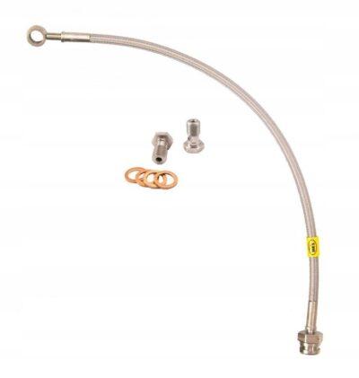 Przewód sprzęgła w oplocie Hel Subaru Impreza P1 OEM CCK019