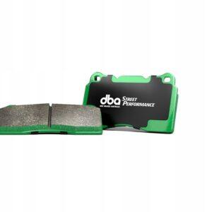 Klocki hamulcowe przednie DBA SP Impreza STI 17-19 OEM DB1845SP
