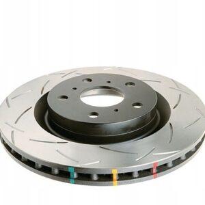 Tarcza DBA tył nacinana T3 BRZ GT86 2012- 286mm OEM DBA42659S-10
