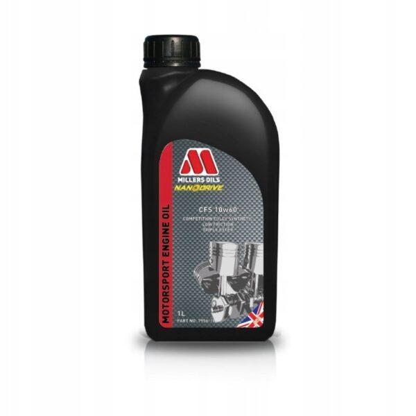 Olej silnikowy Millers CFS 10W60 1L OEM 7956-1L