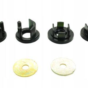 Wkładki usztywniające mocowania dyfra Forester 08- OEM KDT903