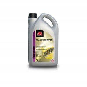 Olej przekładniowy Millers MILLERMATIC ATF DM 5L OEM 5548-5L