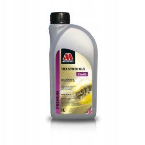 Olej przekładniowy Millers TRX SYNTH GL5 75w80 1L OEM 7765-1L