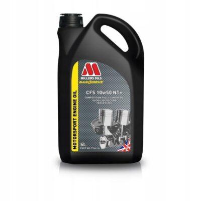 Olej silnikowy Millers CFS 10w50 NT+ 5L OEM 7964-5L