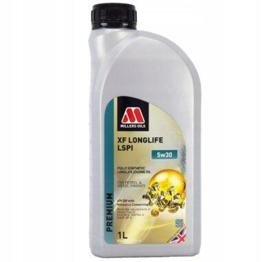 Olej silnikowy Millers XF LONGLIFE LSPI 5w30 1L OEM 8099-1L