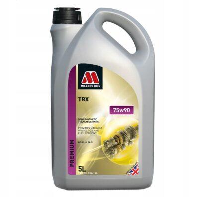 Olej przekładniowy Millers TRX SEMISYNTHETIC 75w90 OEM 5522-5L