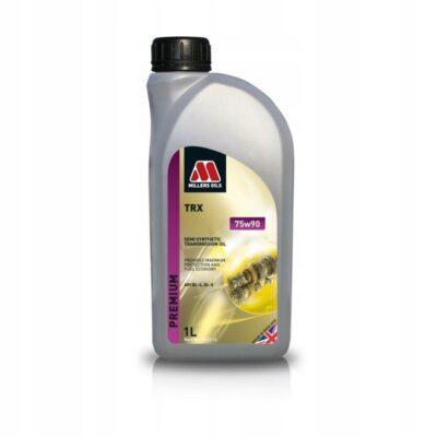Olej przekładniowy Millers TRX SEMISYNTHETIC 75w90 OEM 5522-1L