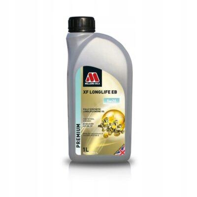 Olej silnikowy Millers Oils XF Longlife EB 5w20 1L OEM 7779-1L