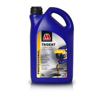 Olej silnikowy TRIDENT LONGLIFE FUEL ECONOMY 5w30 OEM 8058-5L
