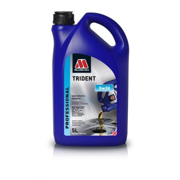 Olej silnikowy Millers TRIDENT 5w30 5L OEM 5995-5L