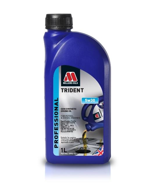 Olej silnikowy Millers TRIDENT 5w30 1L OEM 5995-1L