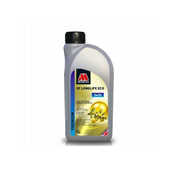 Olej silnikowy Millers XF LONGLIFE ECO 5w30 1L OEM 6221-1L