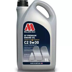 Olej silnikowy Millers XF Premium C2 5w30 5L