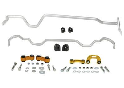 Zestaw stabilizatorów 20mm/22mm Whiteline Subaru Forester 98-02