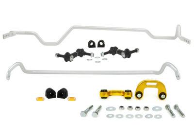 Zestaw stabilizatorów regulowanych 22mm Whiteline Subaru Impreza STi 02-03