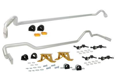 Zestaw stabilizatorów 24mm Whiteline Subaru Impreza WRX STI 01-07