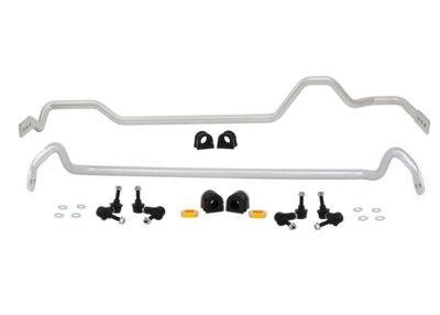 Zestaw stabilizatorów regulowanych 22mm Whiteline Subaru Impreza WRX STI 01-07
