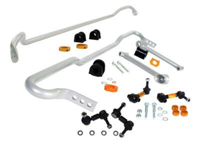 Zestaw stabilizatorów regulowanych 22mm Whiteline Subaru Impreza WRX 07-11