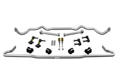 Zestaw stabilizatorów regulowanych 22mm/26mm Whiteline Subaru WRX STI 14- Levorg 15-