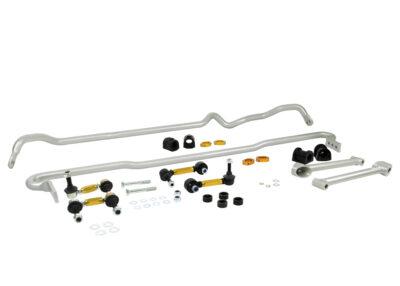 Zestaw stabilizatorów regulowanych 26mm/22mm Whiteline Subaru Forester 13-18