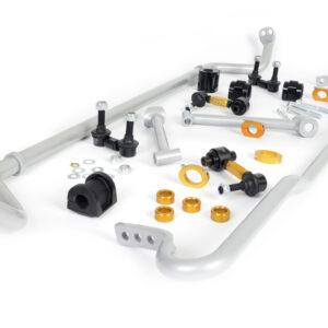 Zestaw stabilizatorów regulowanych 22mm/26mm Whiteline Subaru WRX STI 14-