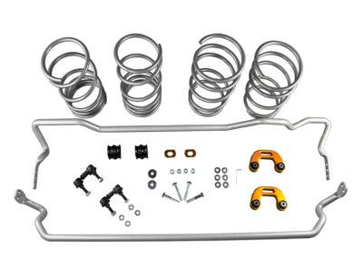Zestaw sprężyn i stabilizatorów Whiteline Subaru Impreza WRX 00-07