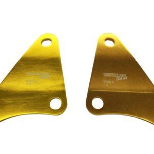Wspornik tulei tylnej wahacza przedniego Whiteline Impreza WRX/STI/ Forester 08-12