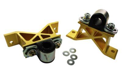 Mocowania stabilizatora tylnego Whiteline wzmocnione 20mm Impreza 93-07