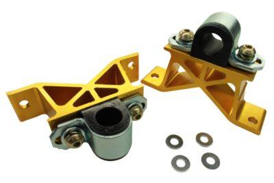 Mocowania stabilizatora tylnego Whiteline wzmocnione 24mm Impreza 94-07
