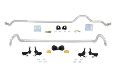 Zestaw stabilizatorów regulowanych 22mm Whiteline Subaru Forester 03-07