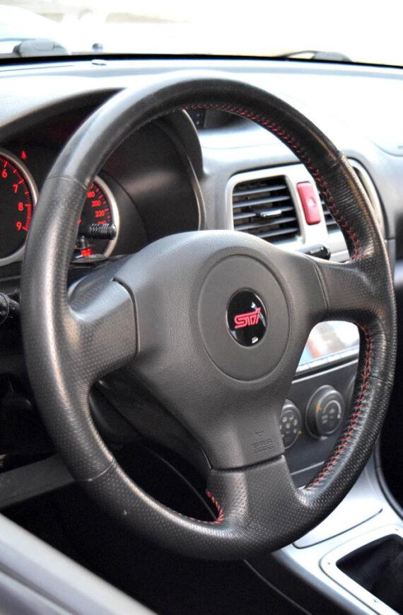 subaru impreza przekladka kierownicy z prawej na lewa strone