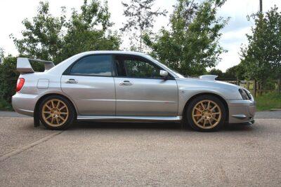 Zestaw zawieszenia Pedders EziFit Subaru Impreza WRX STI 2005-2007 5×114.3