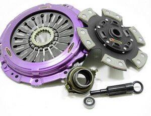 Sprzęgło ceramicznełopatkowe Xtreme ze wzmocnionym dociskiem CroMo Subaru Impreza STI 01-19