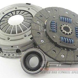 Sprzęgło organiczne Clutch pro Subaru Forester 08-12 Legacy 08-15 diesel