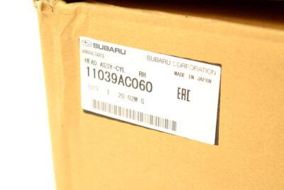 OEM 11039AC060 Głowica silnika Subaru Impreza STI JDM EJ207 2008-2010 prawa