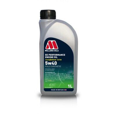 Olej silnikowy Millers EE PERFORMANCE 5w40 1L