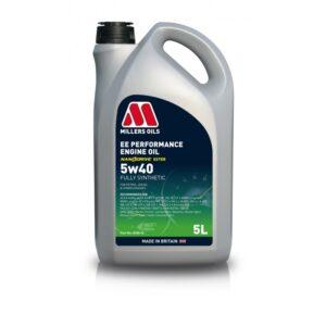 Olej silnikowy Millers EE PERFORMANCE 5w40 5L