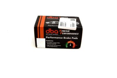 dba-xtreme-performance-pads Klocki hamulcowe tylne DBA Xtreme Performance Subaru STI 2017-2019